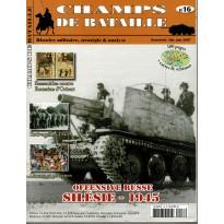 Champs de Bataille N° 16 (Magazine histoire militaire & stratégie) 001