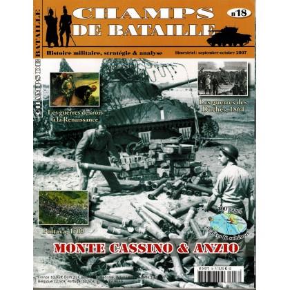 Champs de Bataille N° 18 (Magazine histoire militaire & stratégie) 001