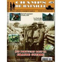 Champs de Bataille N° 19 (Magazine histoire militaire & stratégie)