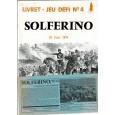 Solferino - Livret Jeu Défi n°4 (wargame Jeux Descartes en VF) 002