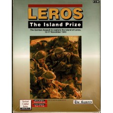 Leros - The Island Prize 1943 (wargame The Gamers en VO)