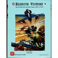 Elusive Victory - The Air War over the Suez Canal, 1967 to 1973 (wargame GMT en VO)