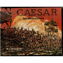 Caesar - Epic Battle of Alesia (wargame Avalon Hill en VO) 001