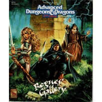 REF6 Rogues' Gallery (jdr AD&D 2e édition en VO)