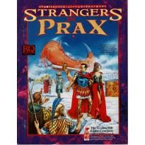 Strangers in Prax (rpg Runequest en VO)