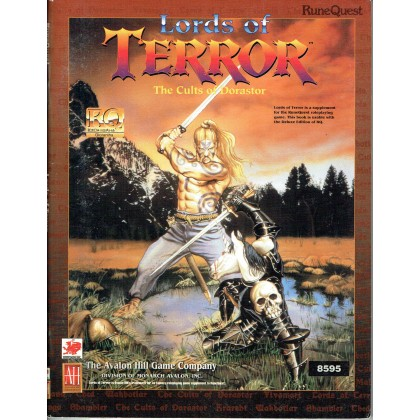 Lords of Terror - The Cults of Dorastor (rpg Runequest en VO) 002