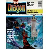 Dragon Magazine N° 205 (magazine de jeux de rôle en VO)