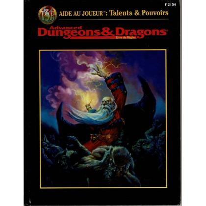 Talents & Pouvoirs - Aide au Joueur (jdr AD&D 2e édition révisée en VF) 005