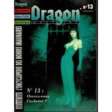 Dragon Magazine N° 13 (L'Encyclopédie des Mondes Imaginaires)