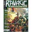 Ravage N° 19 (le Magazine des Jeux de Stratégie Fantastique) 003