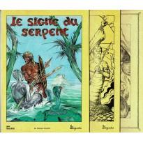 Le Signe du Serpent (jdr Légendes Celtiques de Jeux Descartes en VF)
