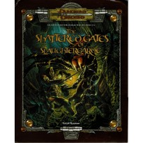 The Shattered Gates of Slaughtergarde (jdr Dungeons & Dragons 3.5 en VO)
