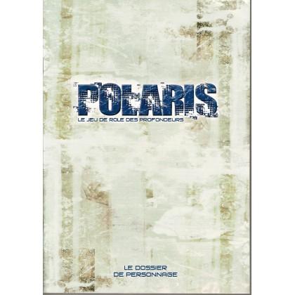 Le Dossier de Personnage (jdr Polaris 3e édition en VF) 001