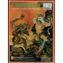 Glorantha - Genertela, Crucible of the Hero Wars (rpg Runequest en VO)