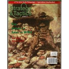 Strategy & Tactics N° 217 - The Lost Battalion 1918 (magazine de wargames en VO)