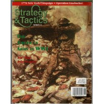 Strategy & Tactics N° 217 - The Lost Battalion 1918 (magazine de wargames en VO) 001