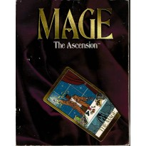Mage The Ascension - Livre de base (jdr 1ère édition en VO)