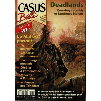 Casus Belli N° 102 (magazine de jeux de rôle) 007