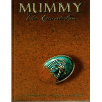 Mummy The Resurrection (jdr The World of Darkness en VO)