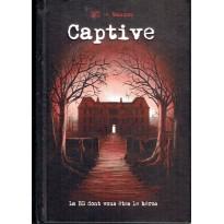 Captive - La BD dont vous êtes le héros (livre MC et Manuro en VF)