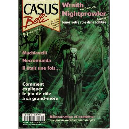 Casus Belli N° 91 (magazine de jeux de rôle) 005