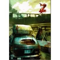 Z-Corps - Ecran de jeu & livret de scénario (jdr 2e édition en VF)
