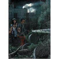 Zombies - L'Ecran mortel (jdr de Juda Prod en VF)