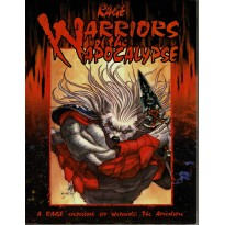 Rage - Warriors of the Apocalypse (jdr Werewolf The Apocalypse en VO) 001