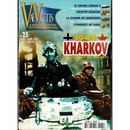 Vae Victis N° 25 (La revue du Jeu d'Histoire tactique et stratégique) 005