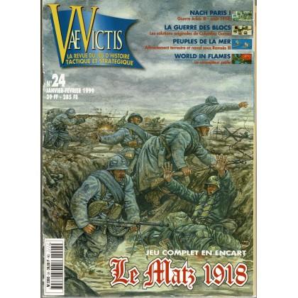 Vae Victis N° 24 (La revue du Jeu d'Histoire tactique et stratégique) 006