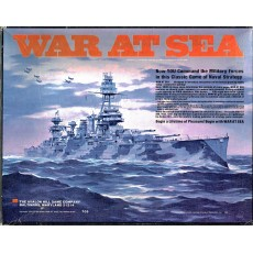 War at Sea (wargame 2nd edition Avalon Hill en VO)