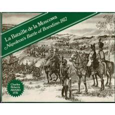 La Bataille de la Moscowa - Napoleon's Battle of Borodino, 1812 (wargame GDW en VO)