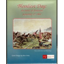 Bloodiest Day - The battle of Antietam - September 17, 1862 (wargame Spearhead Games en  VO) 001