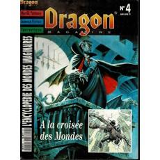 Dragon Magazine N° 4 (L'Encyclopédie des Mondes Imaginaires)