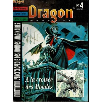 Dragon Magazine N° 4 (L'Encyclopédie des Mondes Imaginaires) 002