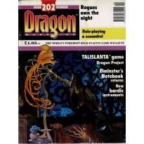Dragon Magazine N° 202 (magazine de jeux de rôle en VO)