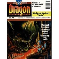 Dragon Magazine N° 199 (magazine de jeux de rôle en VO)