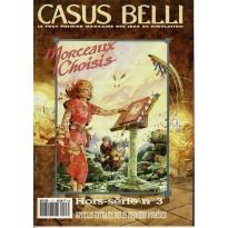 Casus Belli N° 3 Hors-Série - Morceaux Choisis (Le tout premier magazine des jeux de simulation)