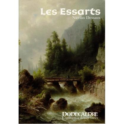 Les Essarts - Dodécaèdre (jdr auto-édition en VF) 001