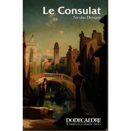 Le Consulat - Dodécaèdre (jdr auto-édition en VF) 001