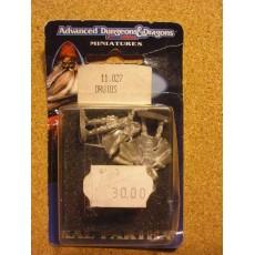 Druids (blister figurines AD&D Miniatures de Ral Partha)