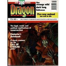 Dragon Magazine N° 210 (magazine de jeux de rôle en VO)