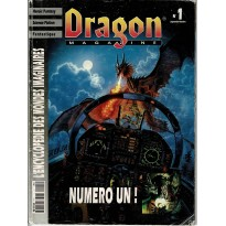 Dragon Magazine N° 1 (L'Encyclopédie des Mondes Imaginaires)