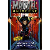 Guide to the X-Men (jdr The Marvel Universe Roleplaying Game en VO)