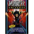 Guide to the X-Men (jdr The Marvel Universe Roleplaying Game en VO) 001