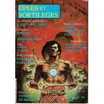Epées et Sortilèges N° 1 (magazine de jeux de rôles) 004