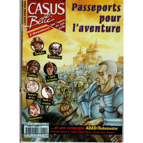 Casus Belli N° 22 Hors-Série - Passeports pour l'Aventure (magazine de jeux de rôle)