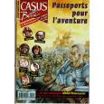 Casus Belli N° 22 Hors-Série - Passeports pour l'Aventure (magazine de jeux de rôle) 003