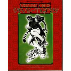 Dharma Book - Devil-Tigers (jdr Vampire The Masquerade en VO)