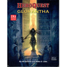 Heroquest - Glorantha (jdr de Moon Design 2nd edition en VO)